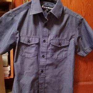 Airwalk button down shirt